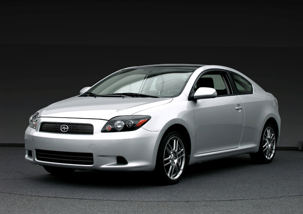 Foto de un 2009 Scion tC