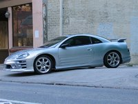 Picture of 2002 Mitsubishi Eclipse GT, exterior, gallery_worthy
