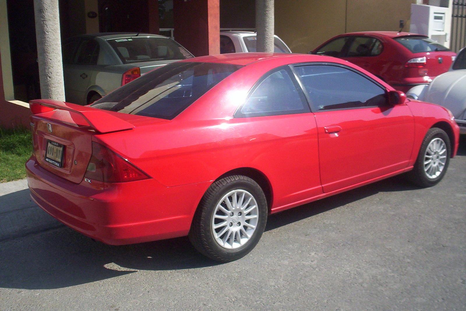 2001 Honda Civic Coupe - Pictures - CarGurus