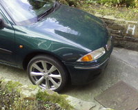Picture of 1996 Rover 200, exterior, gallery_worthy