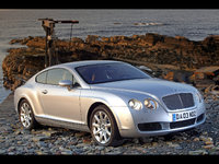 2004 Bentley Continental GT Overview