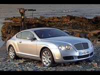 2004 Bentley Continental GT Picture Gallery