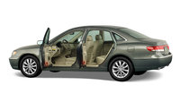 2009 Hyundai Azera, Doors Open, exterior, manufacturer