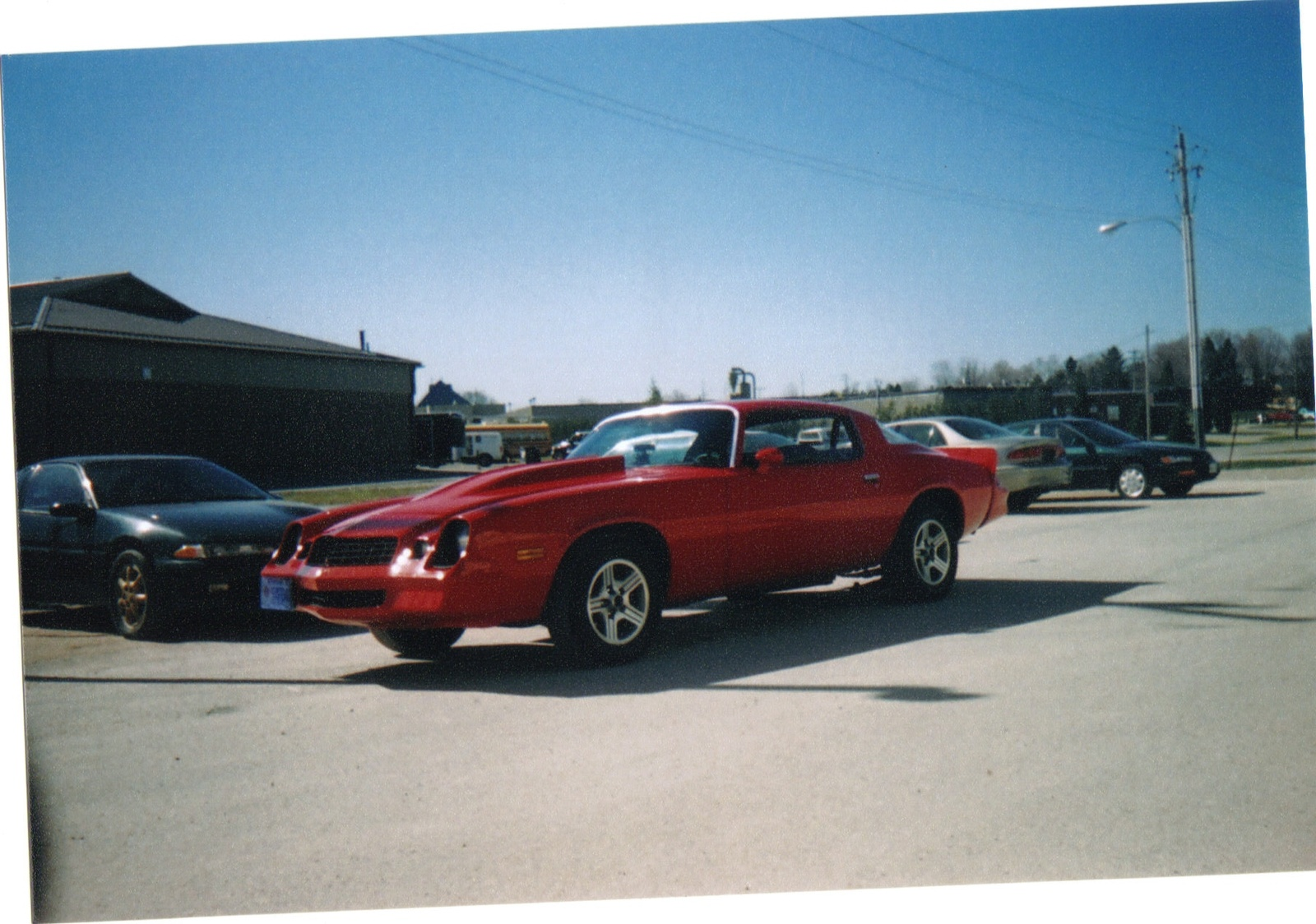 1978 Chevrolet Camaro Related Infomationspecifications Weili Rs Picture Exterior