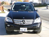 Mercedes-Benz M-Class Questions - have a 2003 ML500 and the