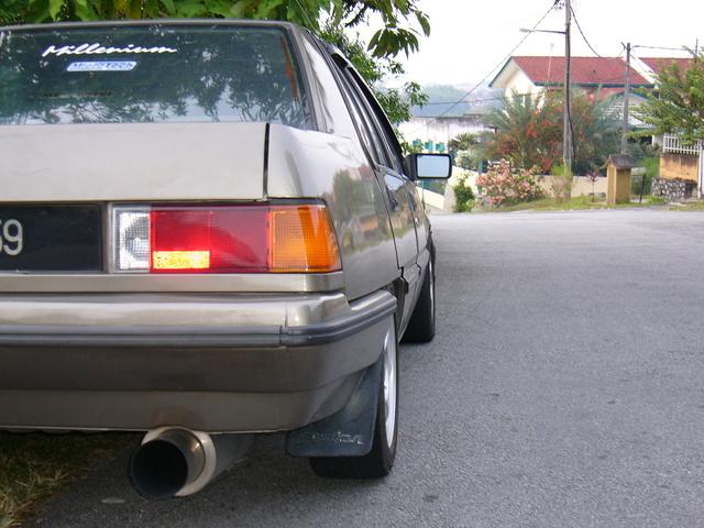 Picture of 1991 Proton Saga