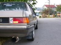 1991 Proton Saga Overview