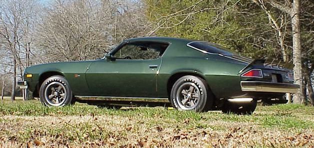 1974 camaro bmw - photo #38