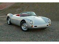 1953 Porsche 550 Spyder Overview