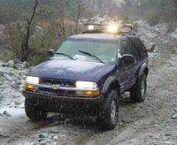 Picture of 1998 Chevrolet Blazer LS 2-Door 4WD, exterior, gallery_worthy