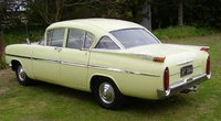 1958 Vauxhall Victor Overview