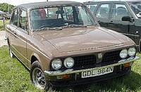 Picture of 1977 Triumph Dolomite, exterior, gallery_worthy