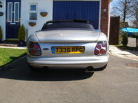 2000 TVR Griffith Overview