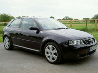 2003 Audi S3 Overview