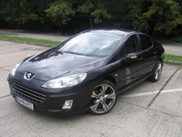2004 Peugeot 407 Overview