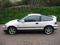 1990 Honda Civic CRX Picture Gallery