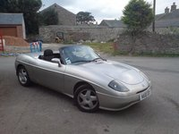 1997 Fiat Barchetta Picture Gallery
