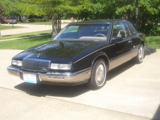 Picture of 1992 Buick Riviera Gran Touring Coupe