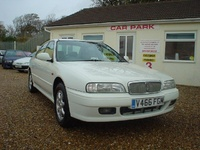 1996 Rover 600 Overview