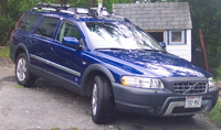 2006 Volvo XC70 Cross Country picture, exterior