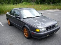 Picture of 1992 Nissan Sentra SE-R Coupe, exterior, gallery_worthy