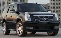 2009 Cadillac Escalade, Front Right Quarter, manufacturer, exterior