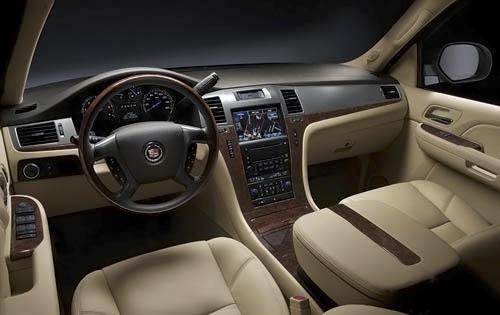 Cadillac Escalade Interior Kim Kardashian