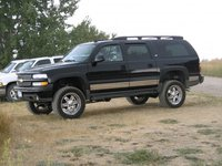 2006 Chevrolet Suburban Overview