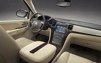 2009 Cadillac Escalade EXT, Interior Front Dash View, interior, manufacturer