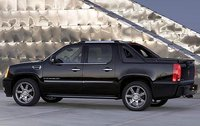 2009 Cadillac Escalade EXT, Left Side View, exterior, manufacturer