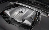 2009 Cadillac STS, Engine , interior, engine, manufacturer