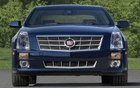 2009 Cadillac STS, Front View, exterior, manufacturer
