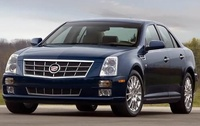 2009 Cadillac STS Overview