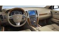 2009 Cadillac STS, Interior Dash, interior, manufacturer