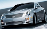 2009 Cadillac STS-V Overview