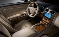 2009 Cadillac XLR, Interior Front Dash , interior, manufacturer