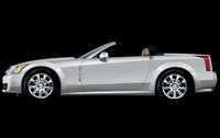 2009 Cadillac XLR, Left Side, exterior, manufacturer
