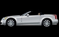 2009 Cadillac XLR, Left Side, manufacturer, exterior