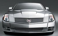 2009 Cadillac XLR-V, Front View, exterior, manufacturer