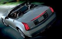 2009 Cadillac XLR-V, Rear View, exterior, manufacturer