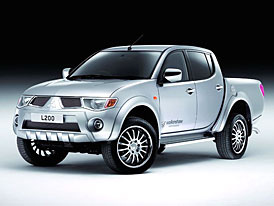 Picture of 2007 Mitsubishi L200