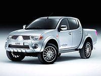 2007 Mitsubishi L200 Picture Gallery