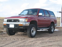 1994 Toyota 4Runner Picture Gallery