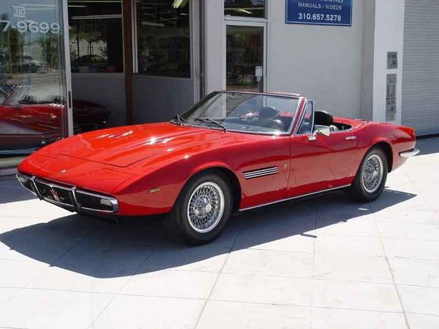 1970 Maserati Ghibli Pictures Cargurus