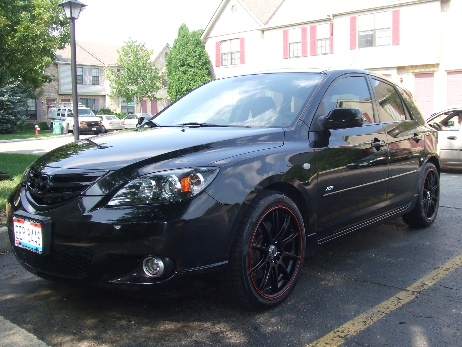 2006 mazda 3 s sedan related infomation specifications weili automotive network. Black Bedroom Furniture Sets. Home Design Ideas