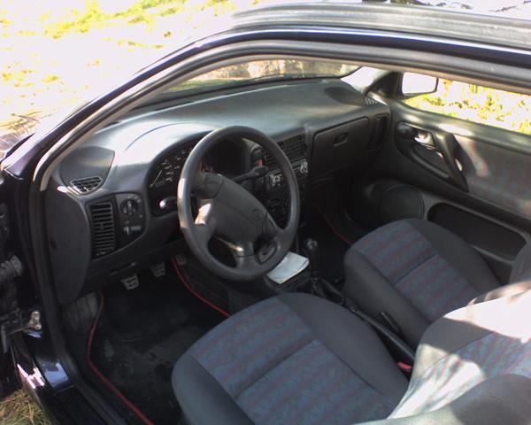 Volkswagen Polo Pic X on Karmann Ghia Interior
