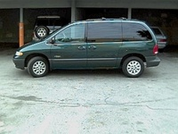 Picture of 1996 Plymouth Voyager 3 Dr SE Passenger Van, exterior