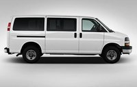 2009 Chevrolet Express, Right Side, exterior, manufacturer