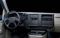 2009 Chevrolet Express, Interior Dash, interior, manufacturer