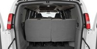 2009 Chevrolet Express, Interior Trunk View, interior, manufacturer